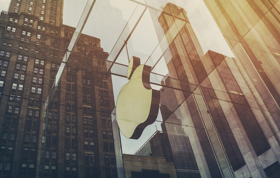 蘋果公布破紀錄財報,股價大漲超過6%