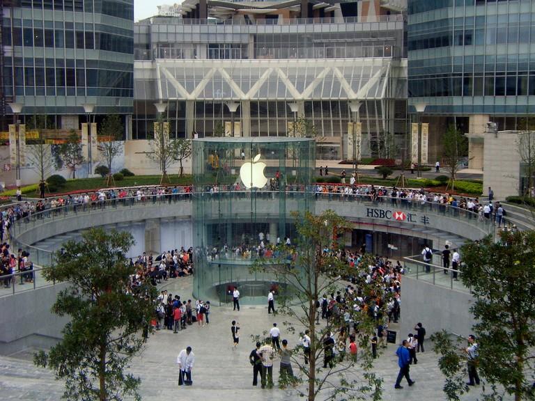 Apple在中國第二座研發中心將落腳深圳!