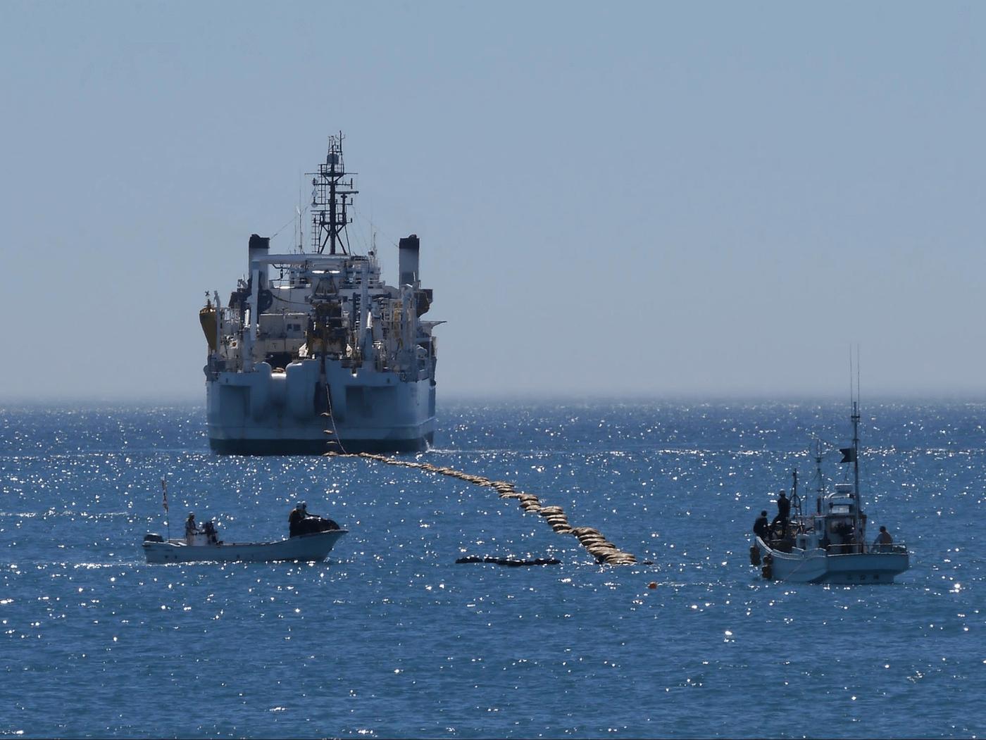 Google和Facebook攜手打造高速跨太平洋海底光纖網路,洛杉磯到香港120Tbps