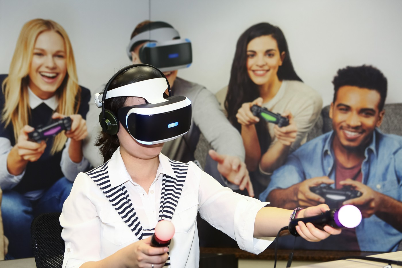 VR如何創造一個虛擬世界?談談現有的VR 體感回饋技術
