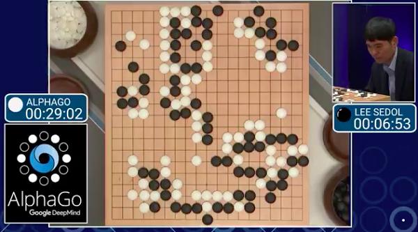 AlphaGo宣布從圍棋戰場中退役!