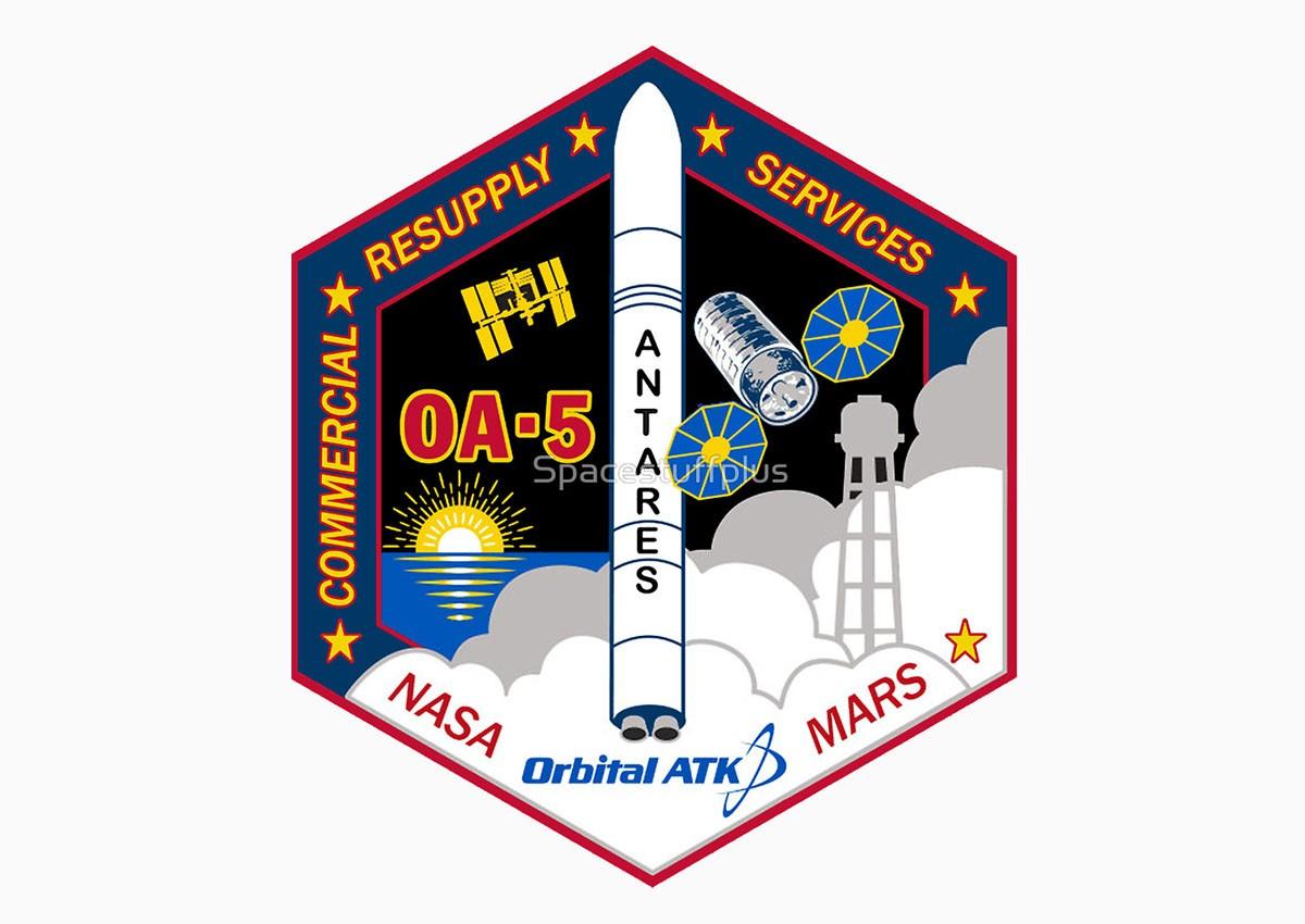 SpaceX的潛在對手之一!Orbital ATK成功將兩年前爆炸的火箭送上太空