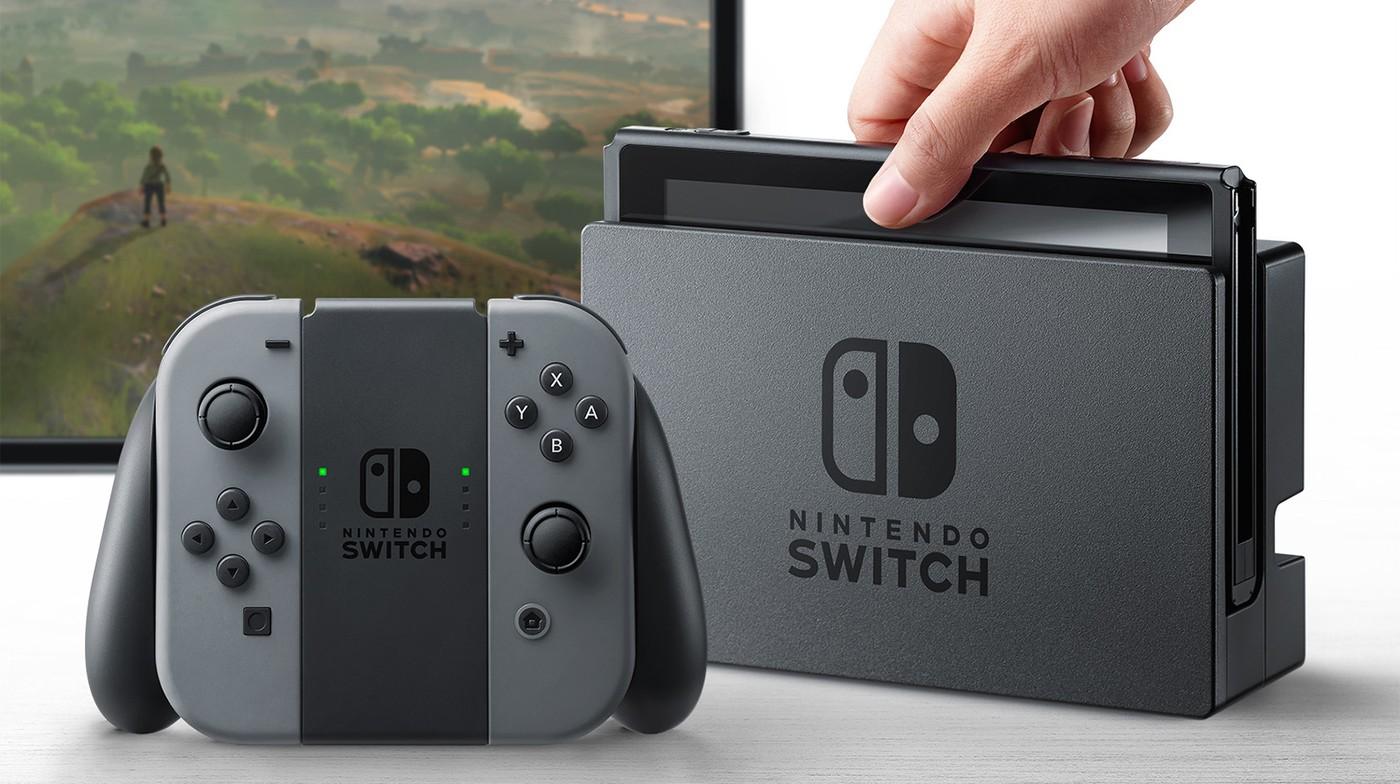 明天開賣!任天堂Switch實測、功能重點總整理