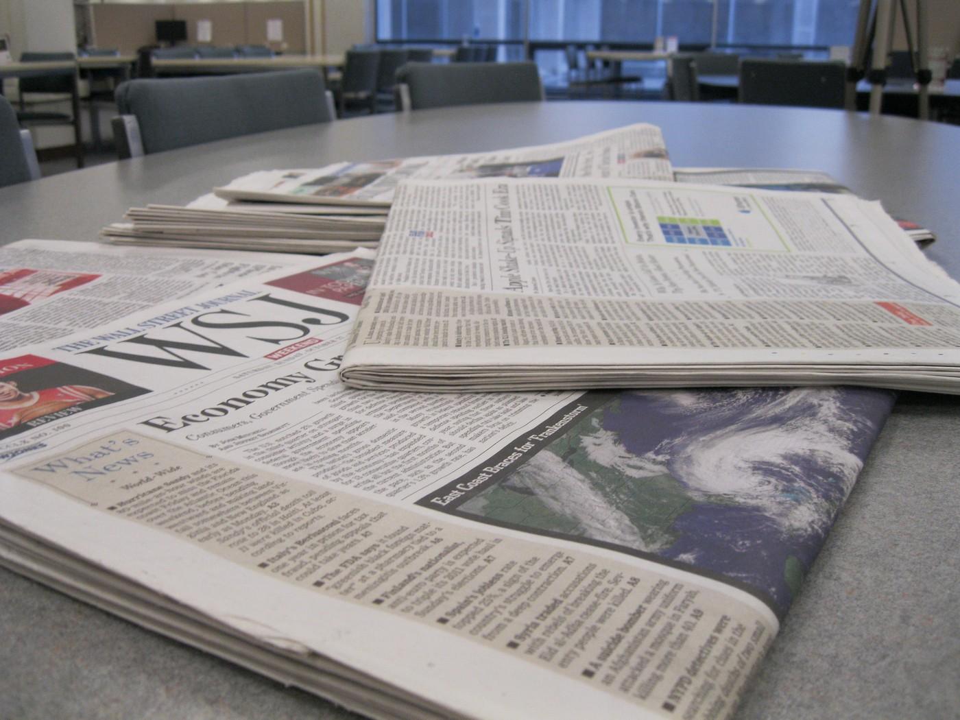 《華爾街日報》將被出售?已開始詢問員工離職意願與意見