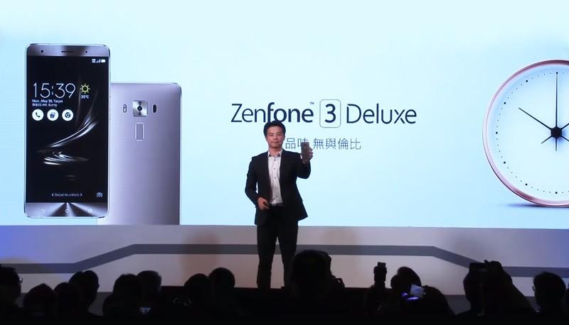 華碩Zenfone 3 Deluxe賣翻!日本搶破頭、暫停接單