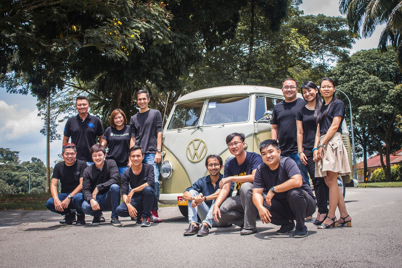 再發起人才併購!旋轉拍賣併購新加坡汽車廣告平台Caarly