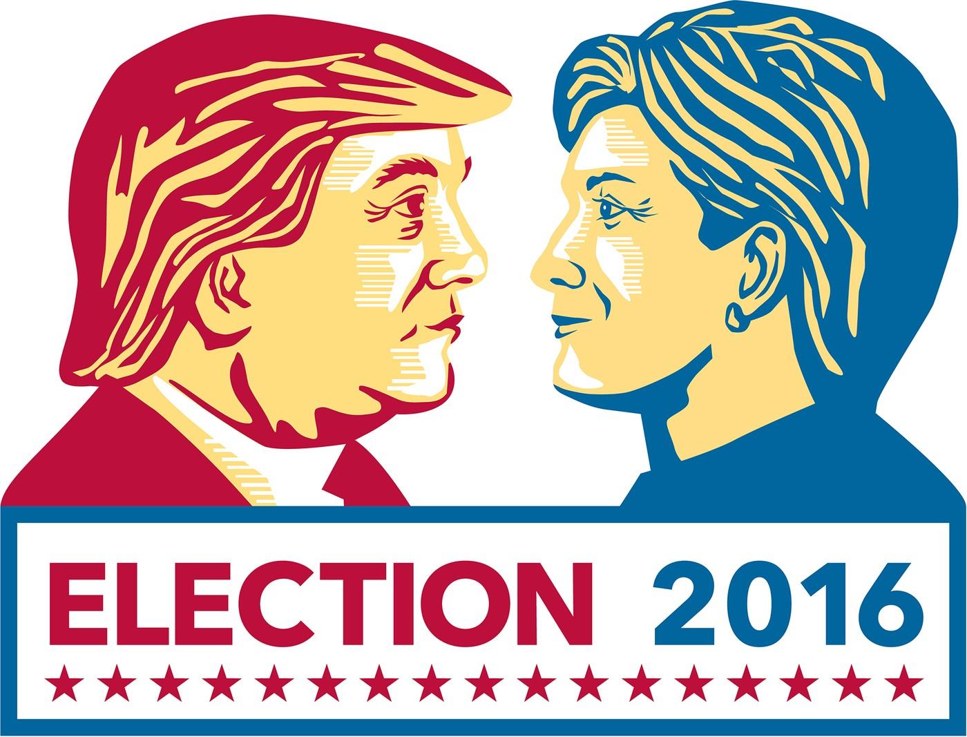 美國總統大選預測民調準嗎?希拉蕊、川普誰的鐵粉最多?