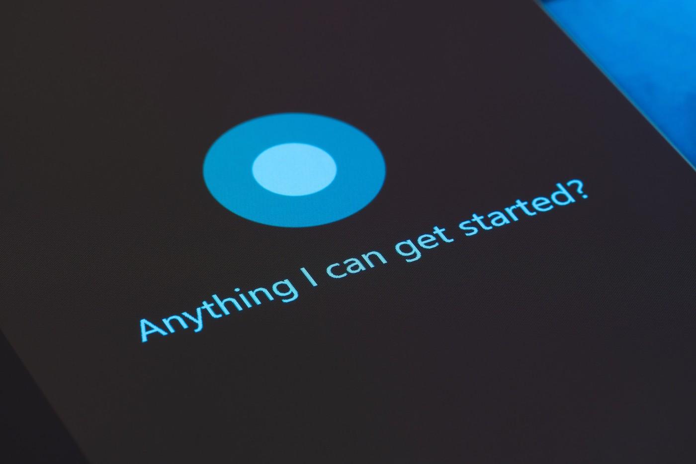 為Cortana加把勁!微軟買下蘋果前語音總科學家創辦的AI新創