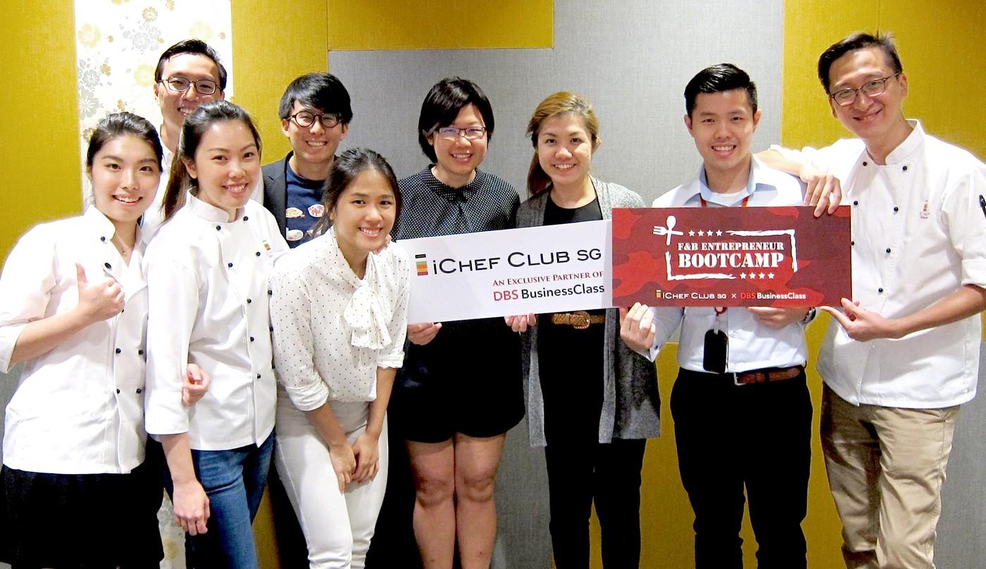 iCHEF南向再有斬獲,宣布成為星展銀行Business Class夥伴