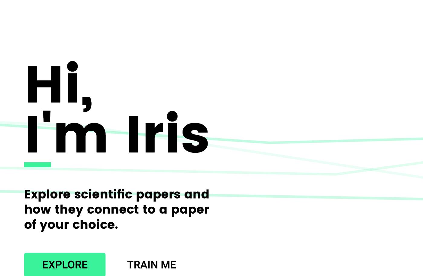 寫論文不用愁,這個名為Iris的AI可以當你的助手