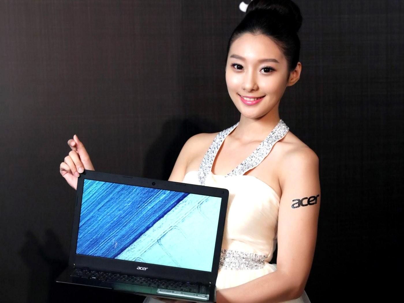 台灣家用筆電市場衰退,宏碁逆勢上攻