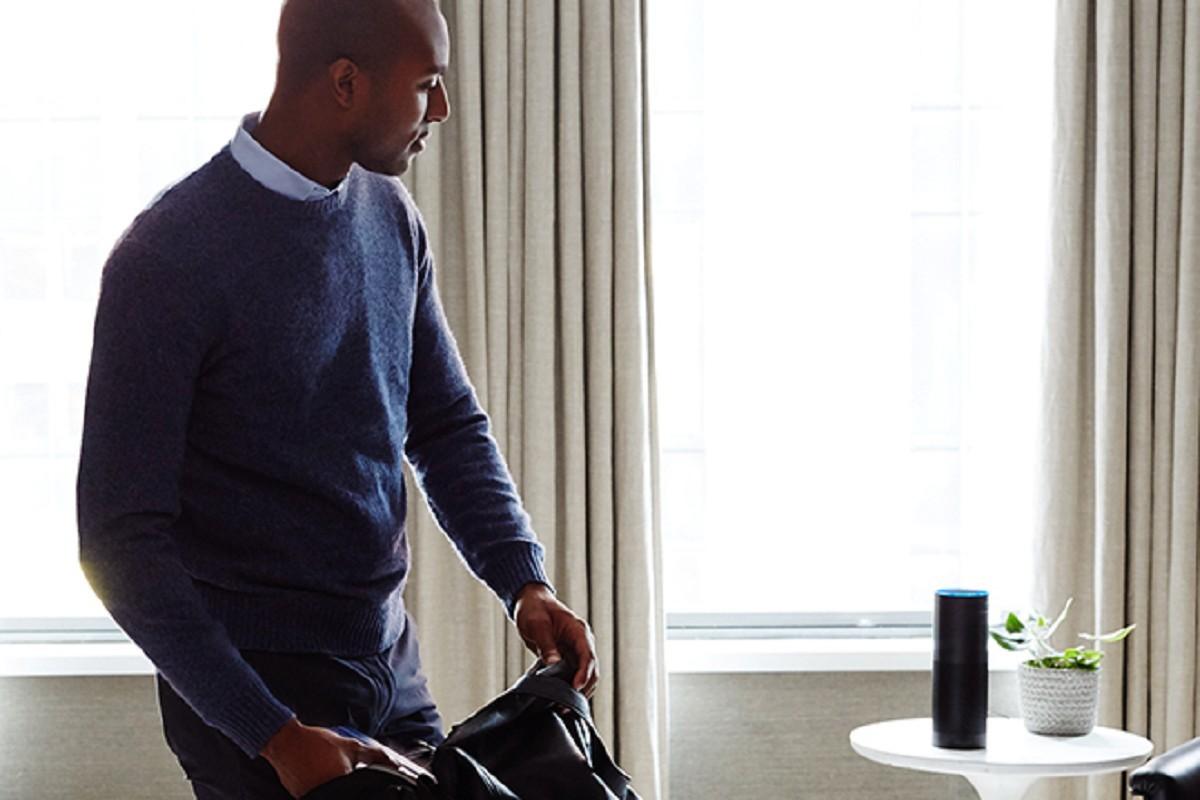 「Alexa,哪間會議室是空的?」亞馬遜把語音助理帶進辦公室!