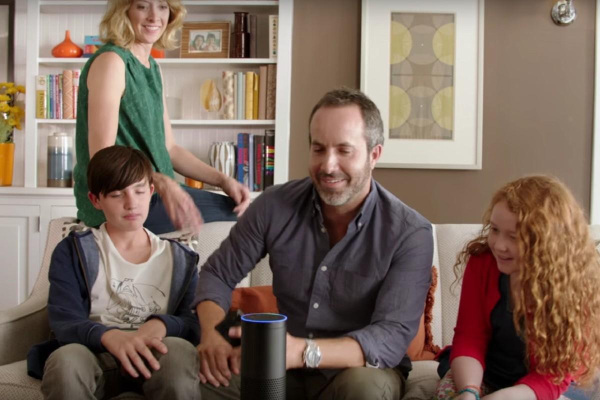 你的家庭小精靈: Amazon Echo|數位時代