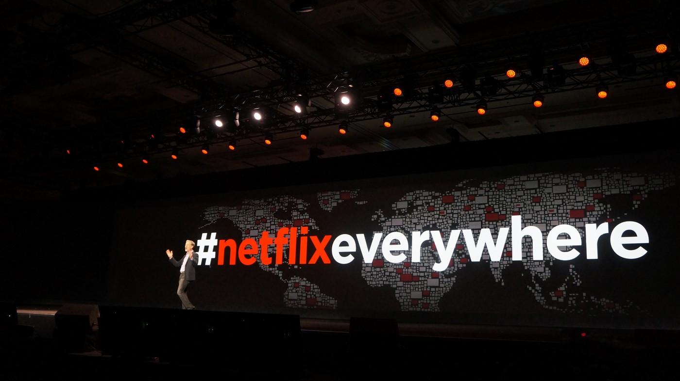 單季用戶增長創新高,Netflix明年向1億用戶數叩關,海外市場可望首度獲利