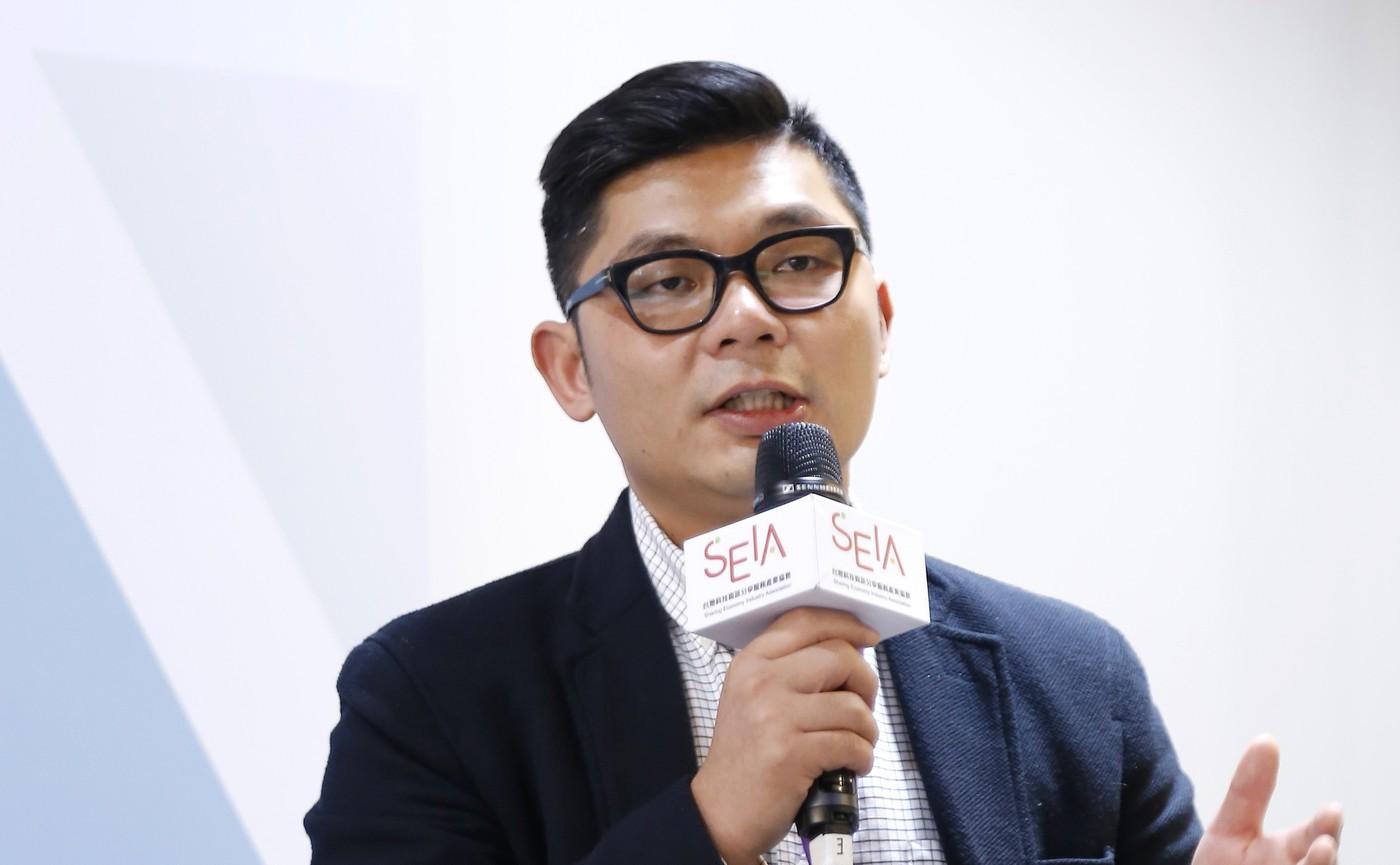 許毓仁:台灣需要「數位經濟基本法」,別為了Uber擋住所有新創公司