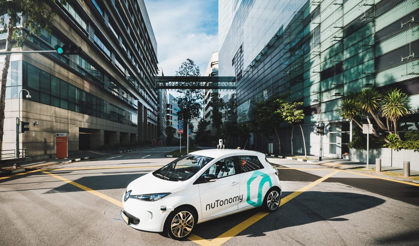 為什麼新加坡能夠成為無人駕駛「重鎮」?