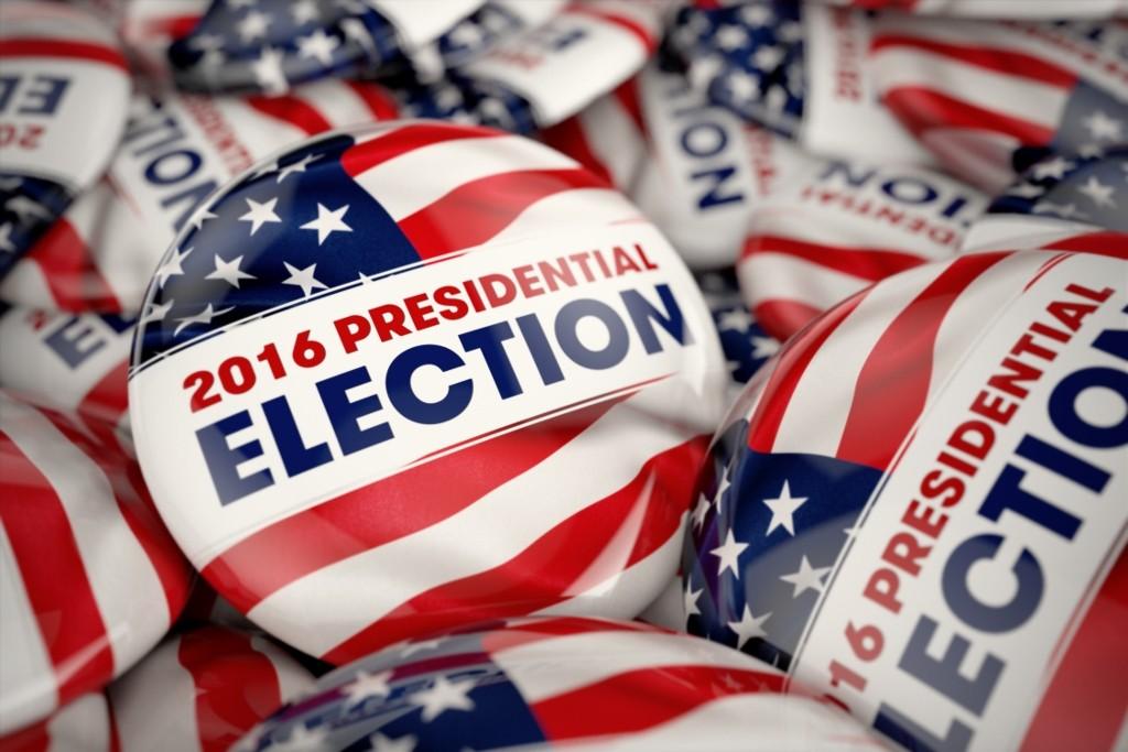 美國總統大選今開跑,Google用30種語言即時開票、Uber載你去投票