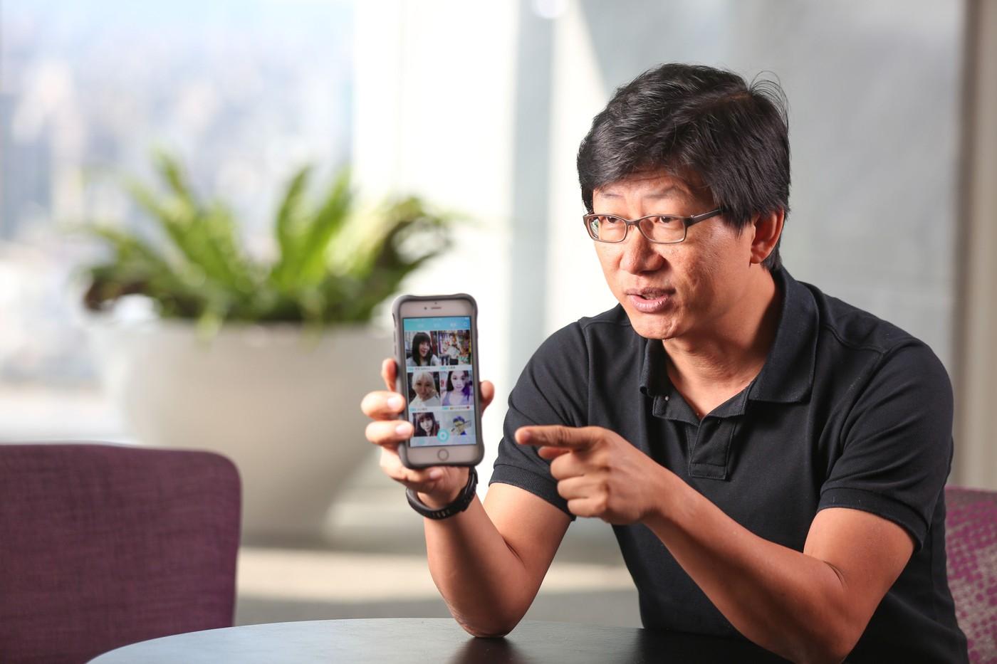 陶韻智:在台灣做直播的,半年後只會有一家存活