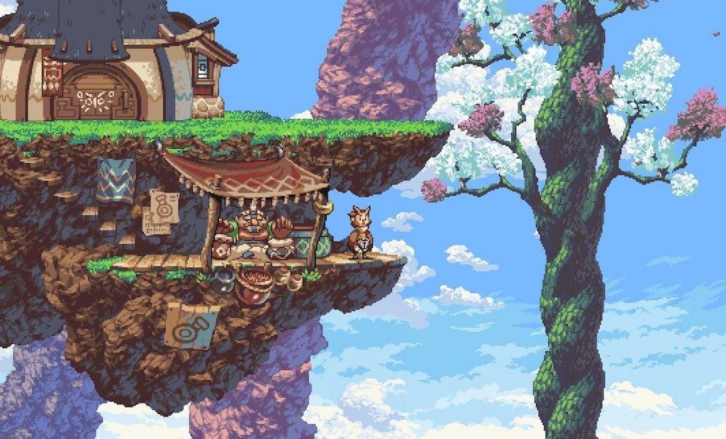這款遊戲開發十年,只為了證明2D藝術的優越