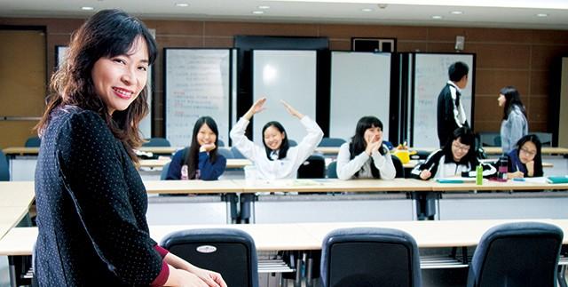 成為課程設計的創客,這位老師讓學生的眼睛發光