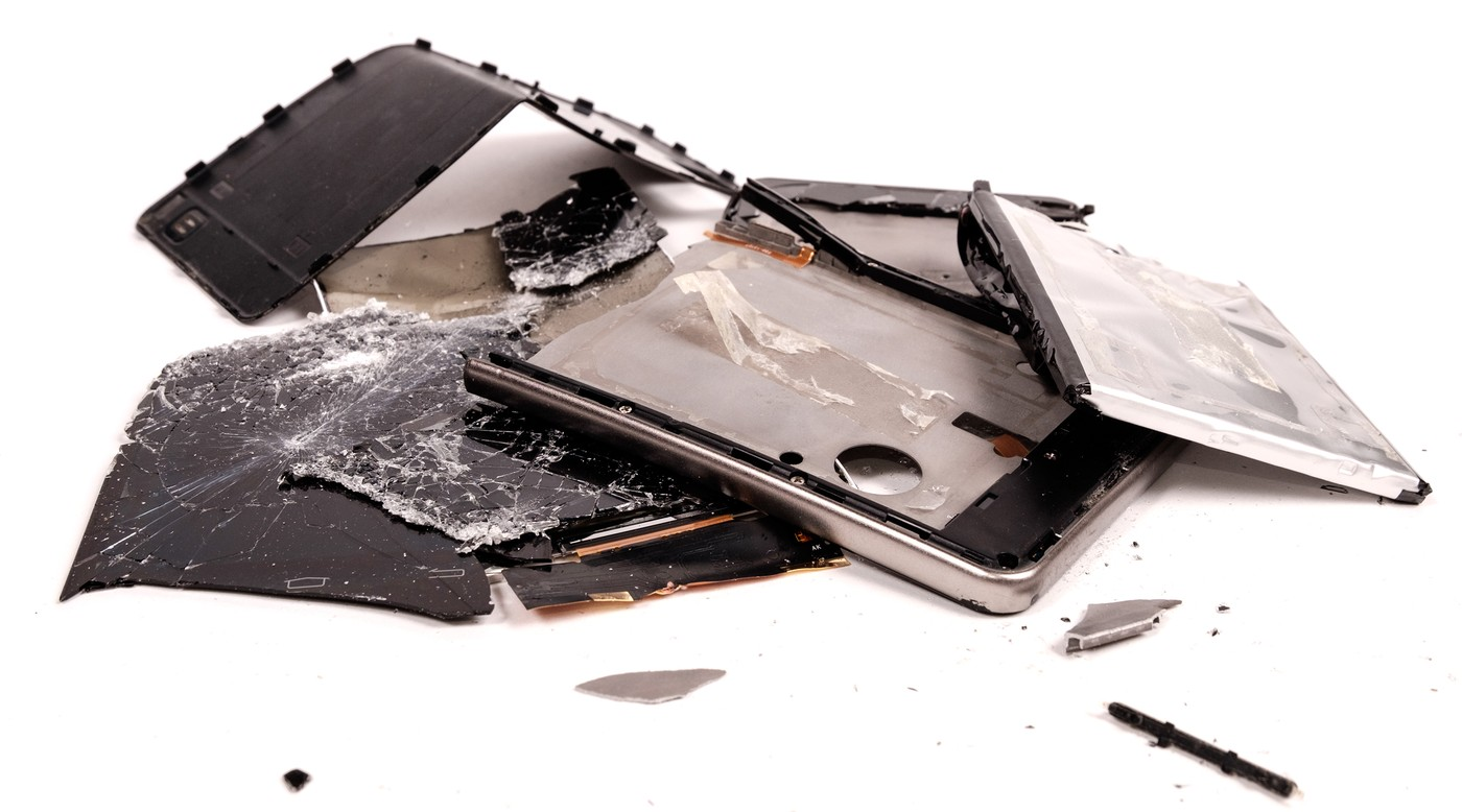 全球平板電腦與手機耗用超過 30 萬噸資源,回收卻不到一半