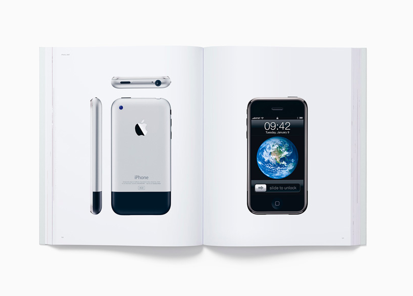 蘋果推出新產品:一本稱頌自家產品設計的書