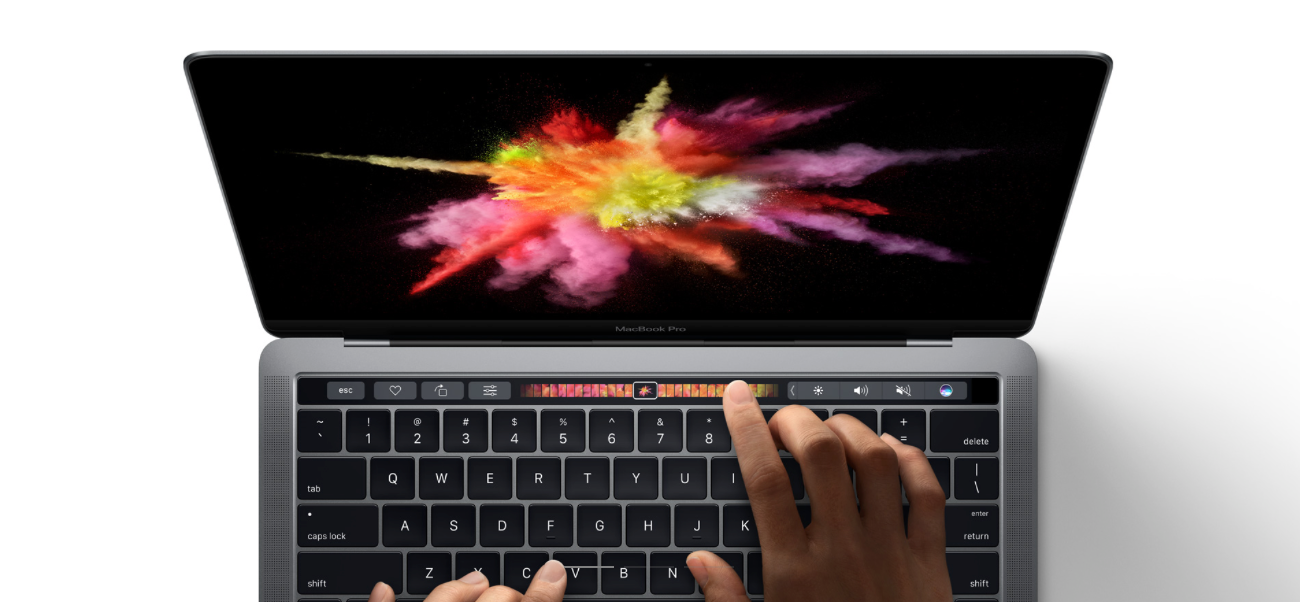 專利現蹤:蘋果將為Mac增加Face ID、Magic Keyboard新增Touch Bar