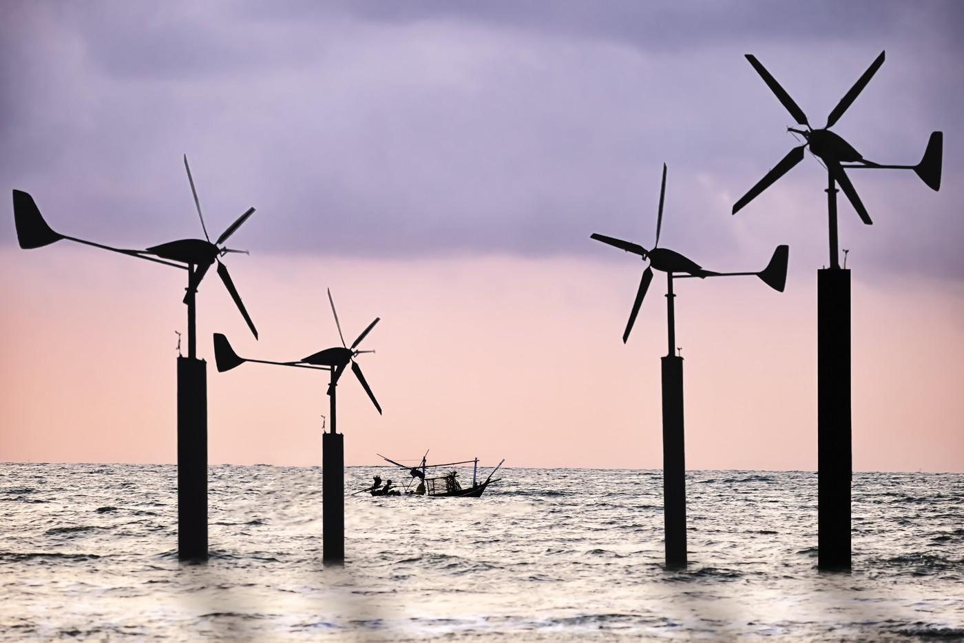 西門子離岸風機亞太總部落腳台灣,提六大聲明,要強化台德能源轉型