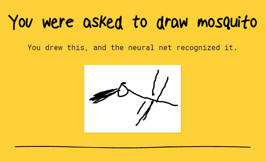 試過跟AI玩「我畫你猜」嗎?Google人工智慧實驗室還有好多遊戲等你玩