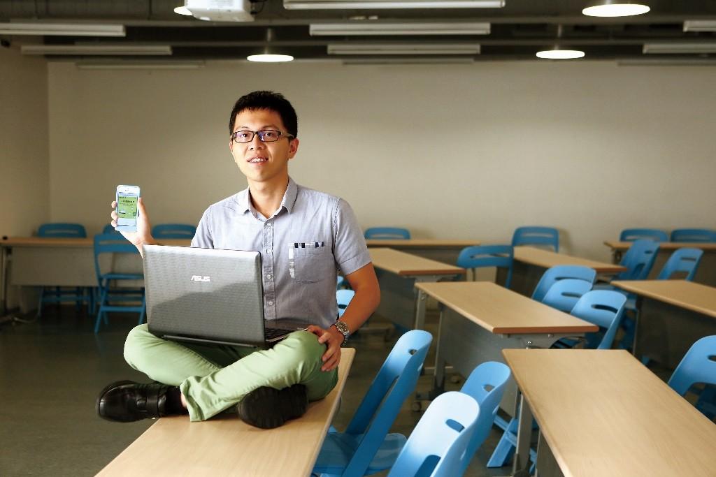 想用資訊專長重新設計社會,陳韋銘發起「工時透明化運動」