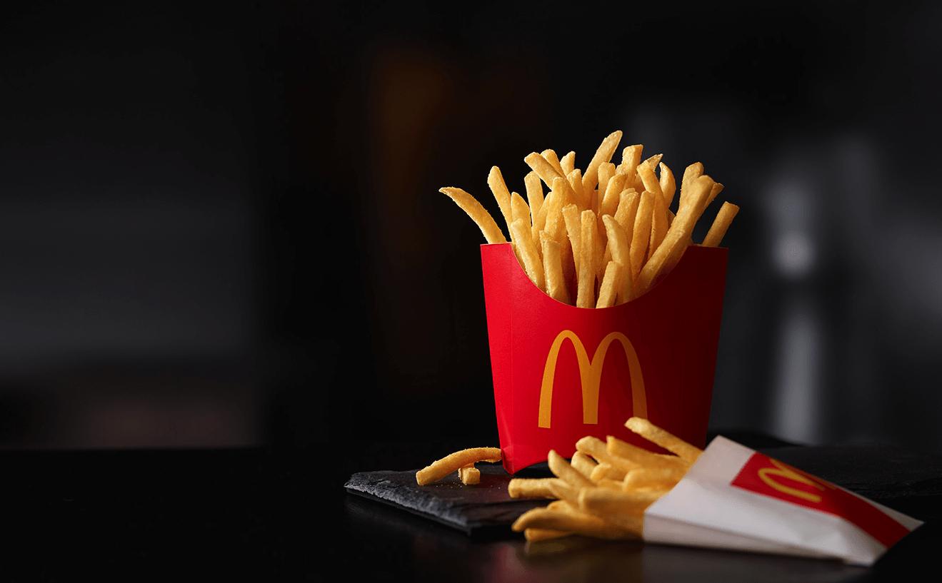 麥當勞玩VR,要用這段影片誘惑你