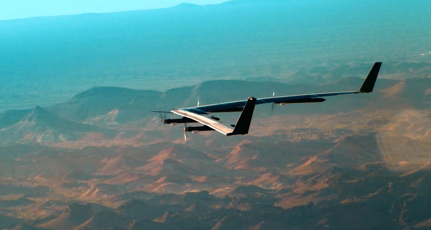 當初試飛「成功」的Facebook太陽能無人機Aquila,正在接受著陸事故調查
