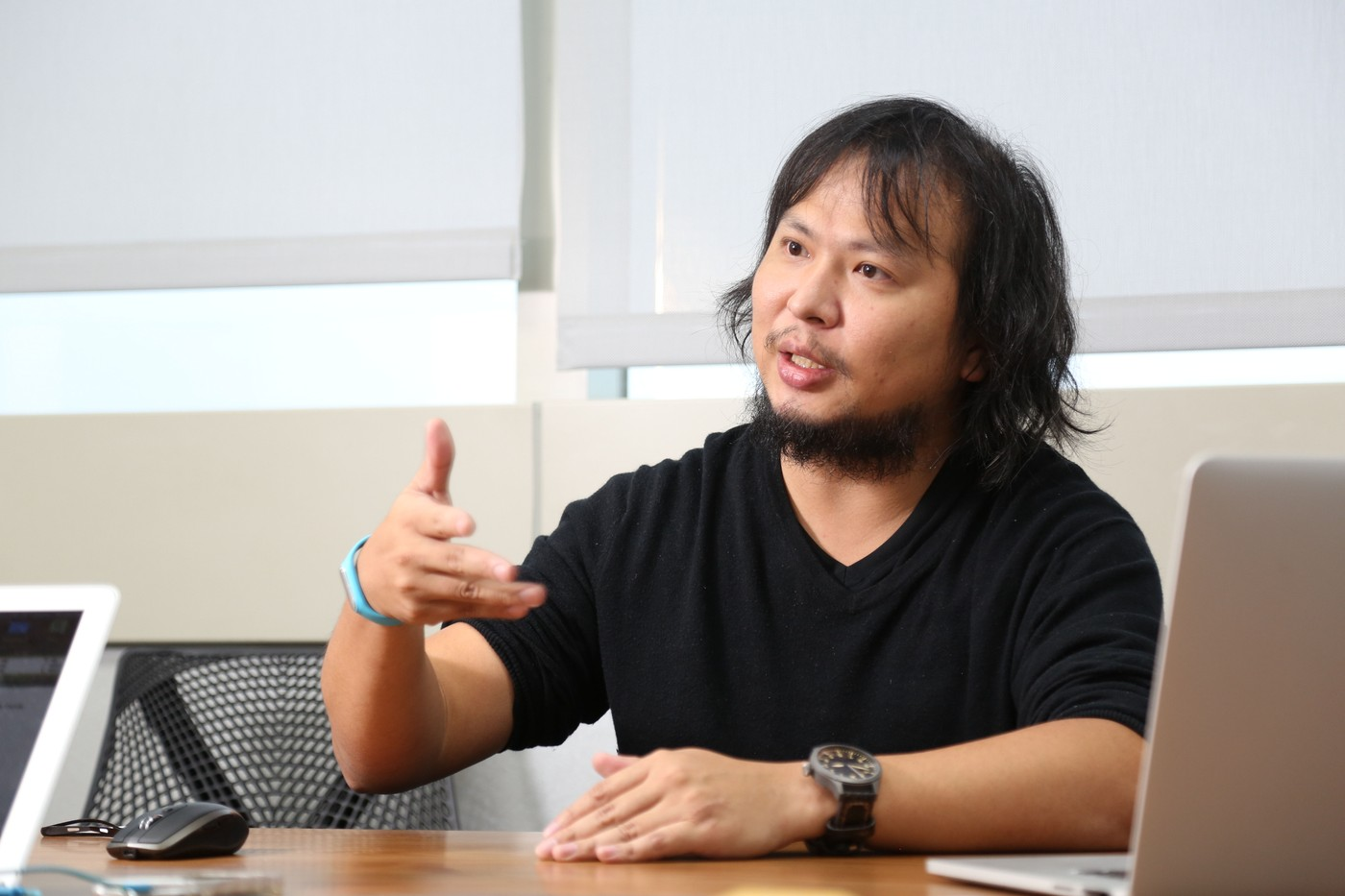 奧丁丁將赴美上市,創辦人王俊凱嘆:台灣缺乏矽谷創投氛圍