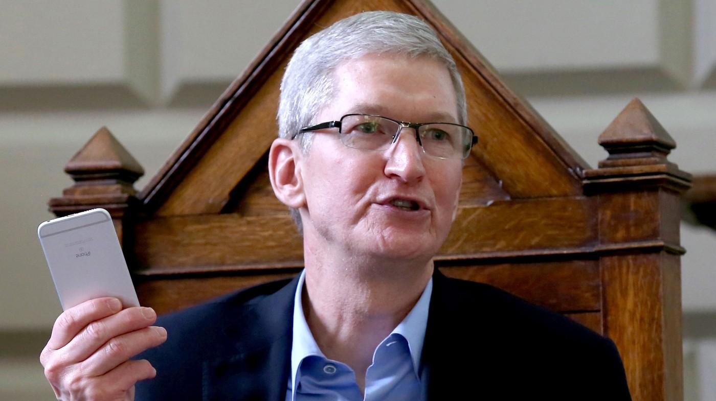 什麼樣的商業模式,讓你每買一支iPhone高通就坐收40美元?