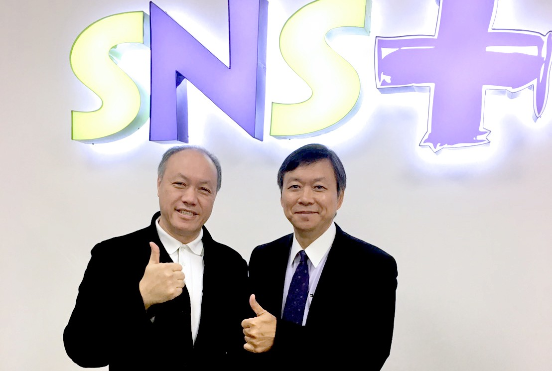 SNSplus好玩家延攬資深王牌製作人王鈞,布局直播、網路節目等泛娛樂事業
