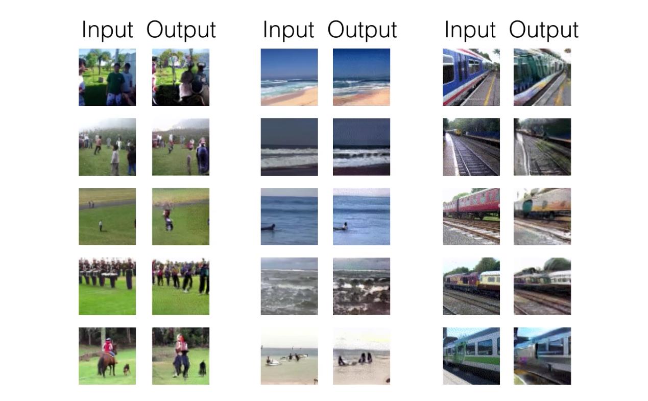 MIT人工智慧研究室打造可以預測下一幕、創作「未來影片」的AI