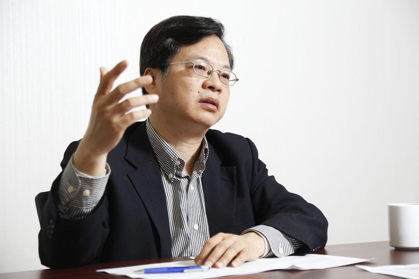 100億國家級投資公司要投資誰? 龔明鑫:對台灣有戰略合作意義的優先考慮
