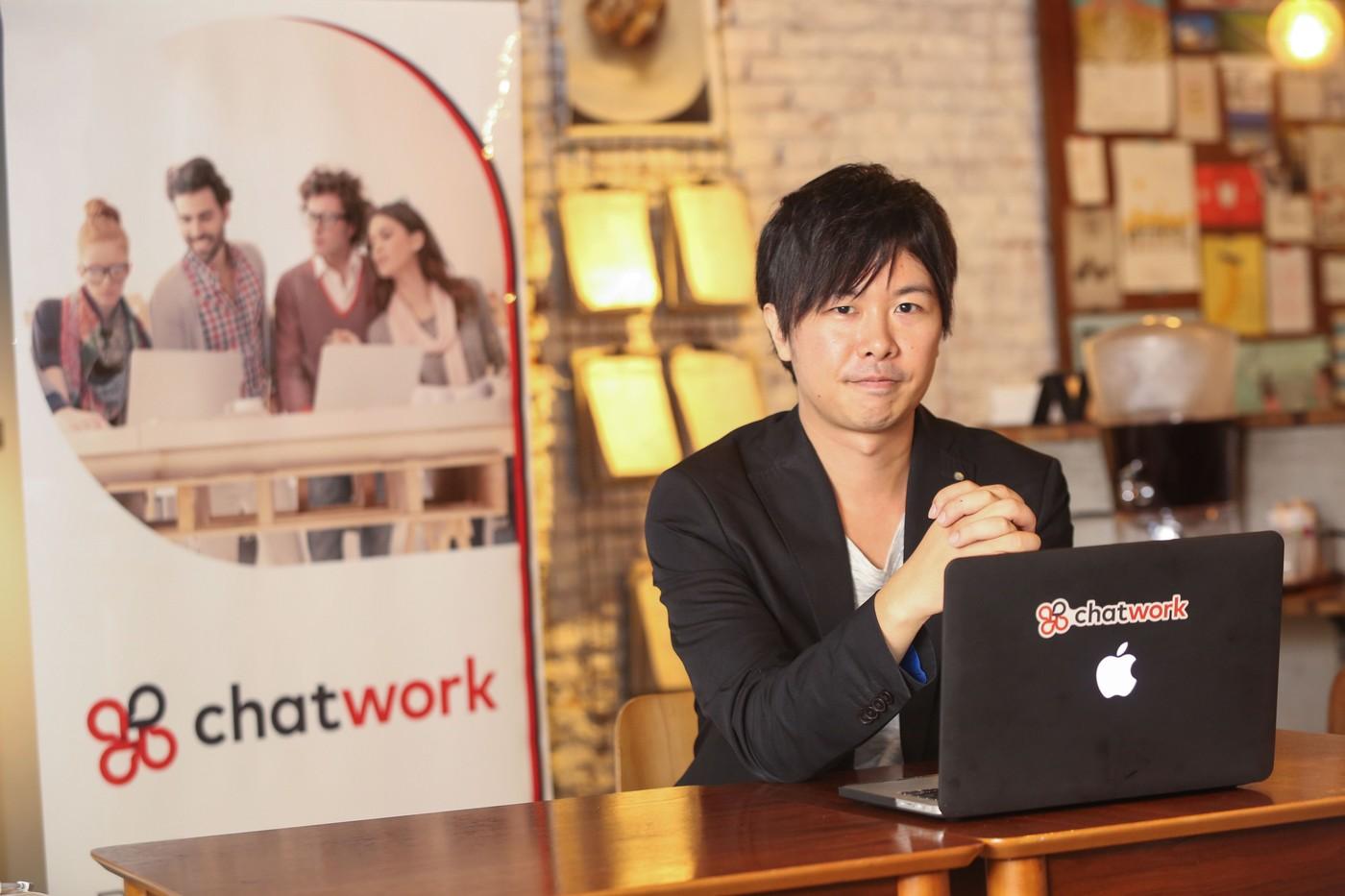比Slack還紅!日本市佔率7成的ChatWork要搶台灣市場王座
