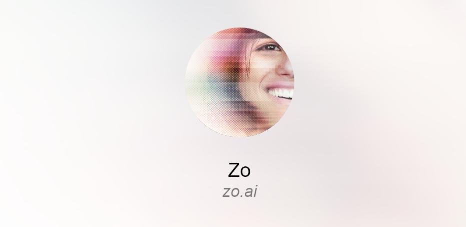 微軟新出的聊天機器人「Zo」,知道如何迴避政治話題