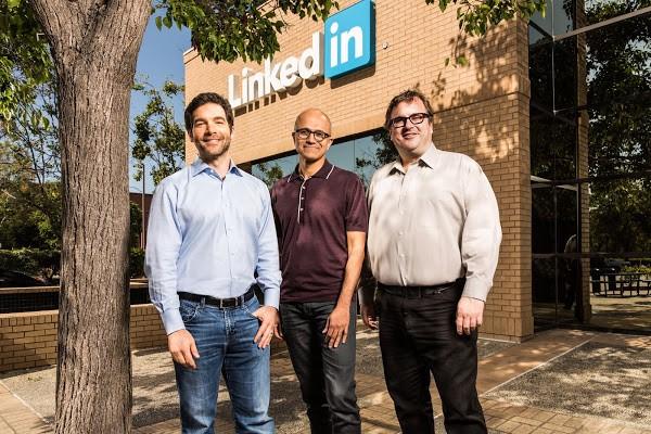 微軟、LinkedIn 262億美元收購案終落定,「職場社交+生產力工具」的想像空間有多大?