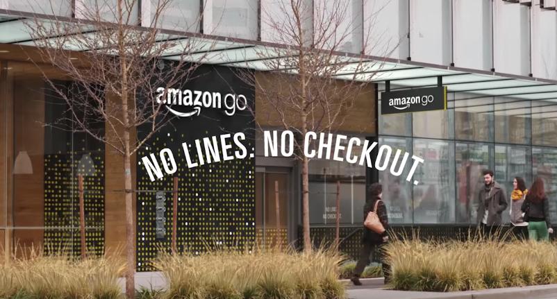 Amazon Go超市沒有店員,被自動化取代的基層員工該何去何從?
