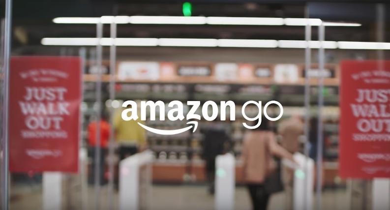 不用排隊結帳的未來超市Amazon Go,傳班表一次平均只需6名員工