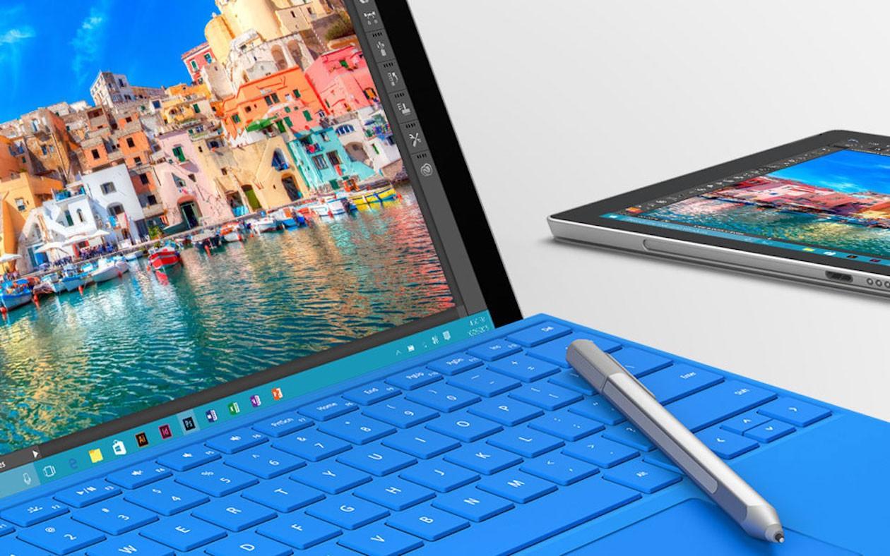 多虧MacBook Pro令人「失望」!微軟Surface創下單月最佳銷售紀錄