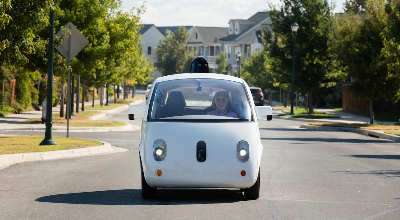 Google自動駕駛計畫正式獨立成為新公司「Waymo」