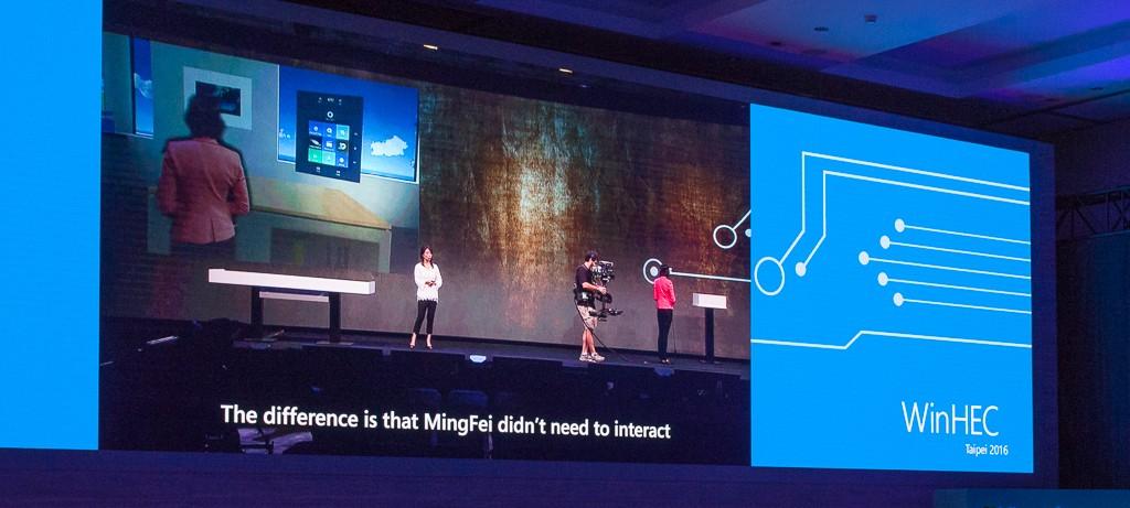 混合實境持續發燒,微軟WinHEC大會揭示未來方向