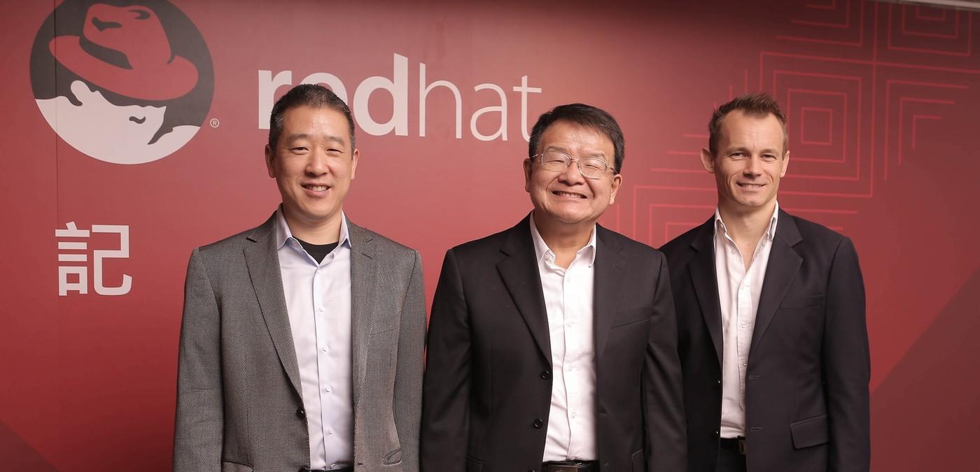 紅帽大中華區總裁:台灣開源發展落後,太信仰微軟、IBM