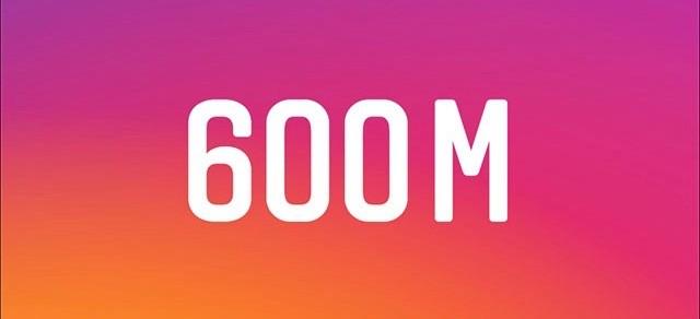 兩年翻一倍!Instagram月活躍用戶量達6億