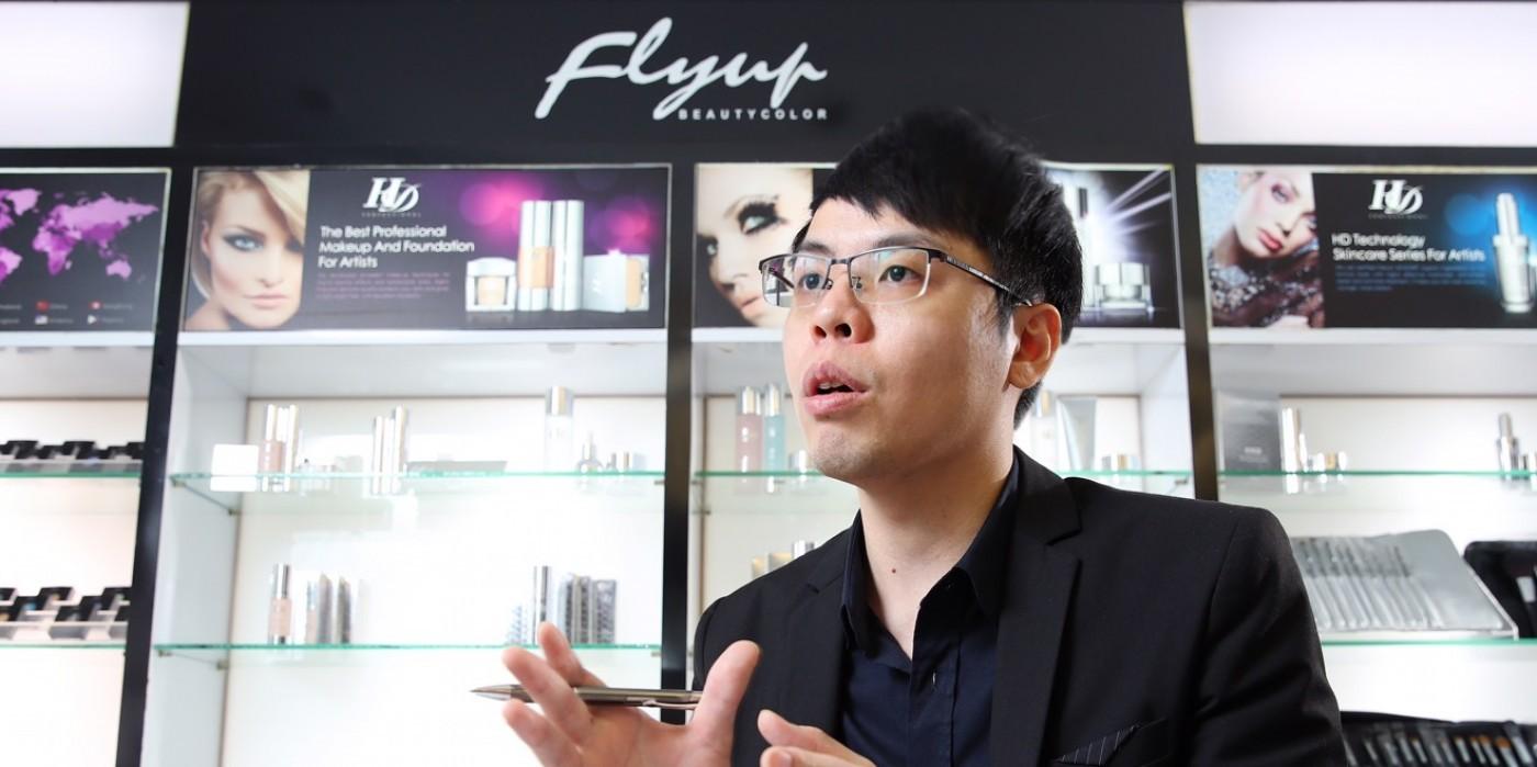 美妝人氣品牌「幻色蝶影」,行銷全球的電商祕密 - 產品力、平台力、行銷力!