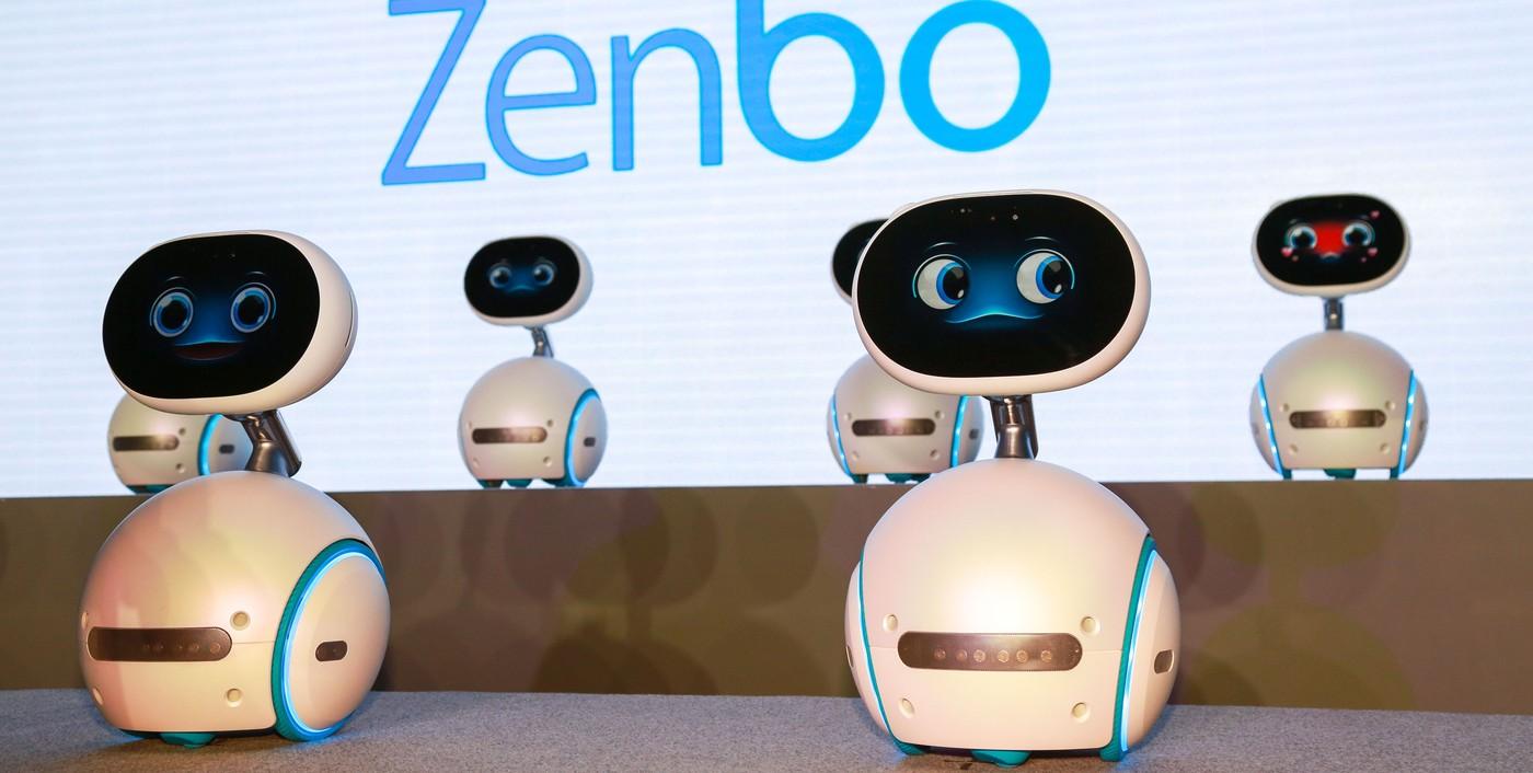 華碩機器人Zenbo開賣!首波限量168台、最低價2萬元有找