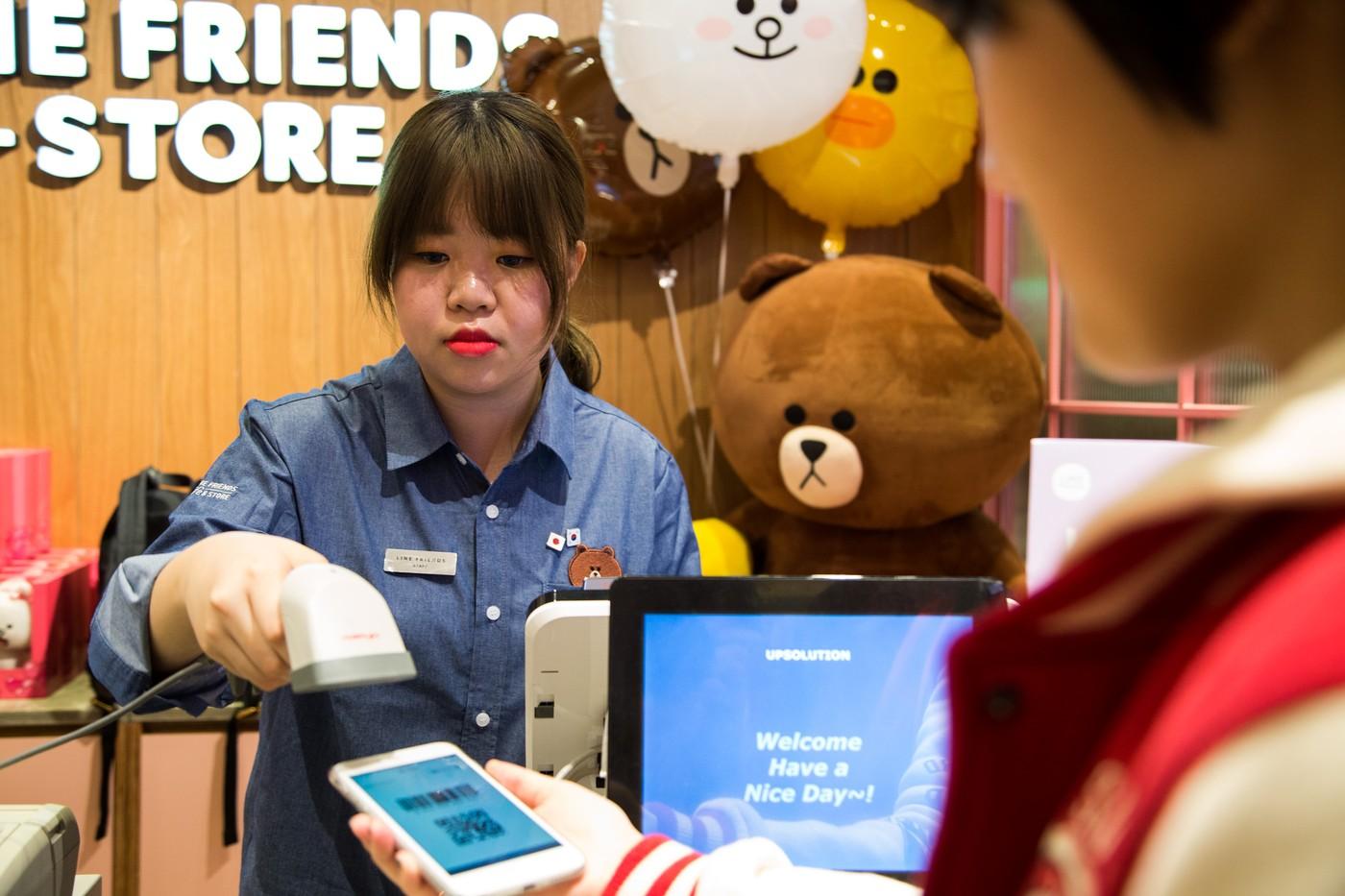 LINE Pay全球註冊用戶突破1000萬戶,交易量年增13.8倍